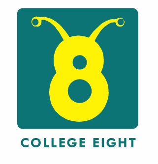 College Eight logo
