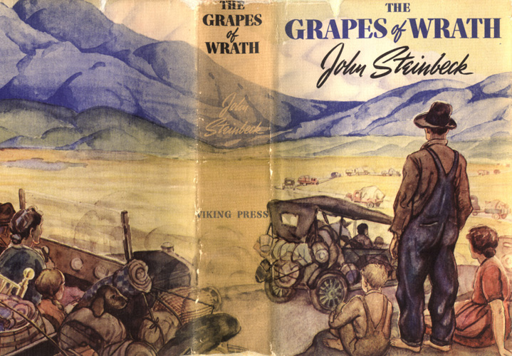 Grapes of Wrath cover photo